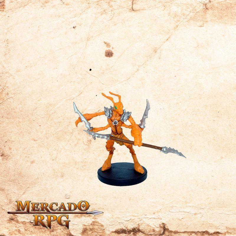 Thri-Kreen (Spear)  - Mercado RPG