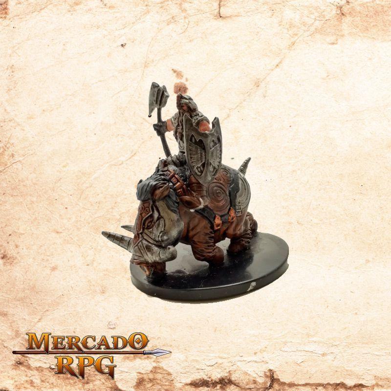 Thundertusk Cavalry - Sem carta  - Mercado RPG