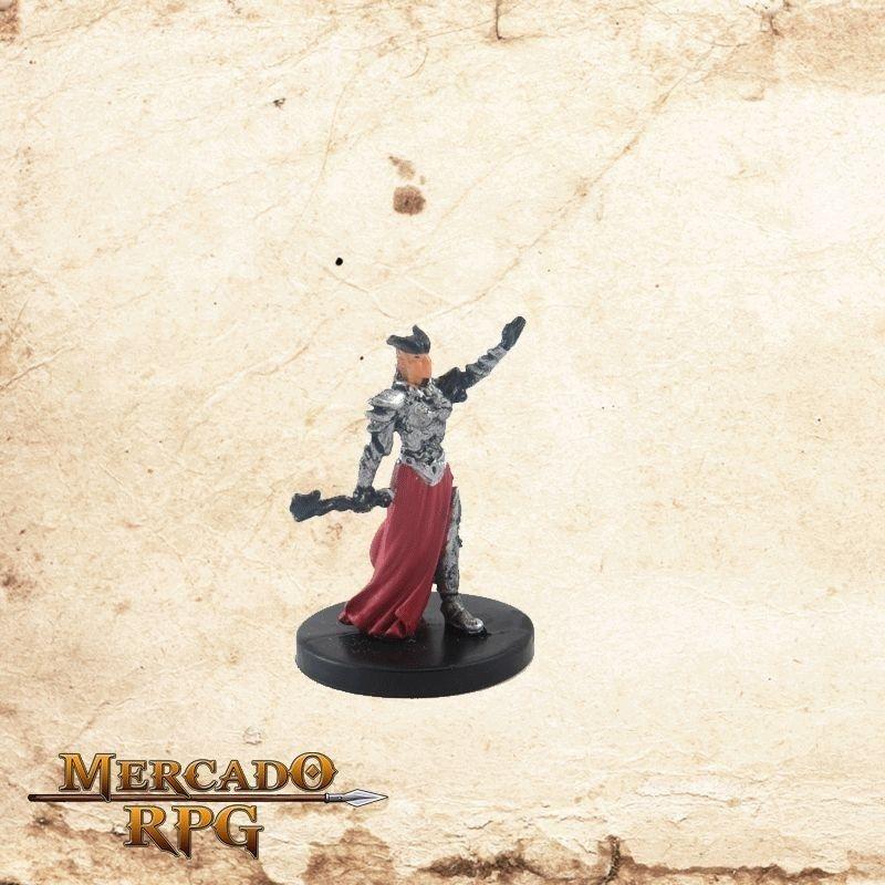 Tiefling Cleric of Asmodeus - Com carta  - Mercado RPG