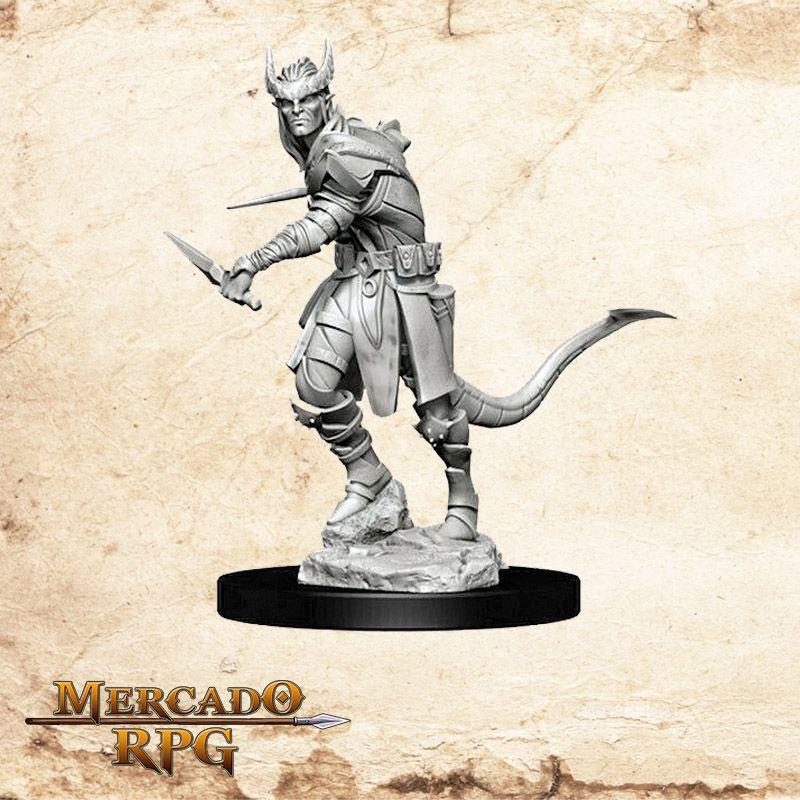 Tiefling Male Rogue A  - Mercado RPG