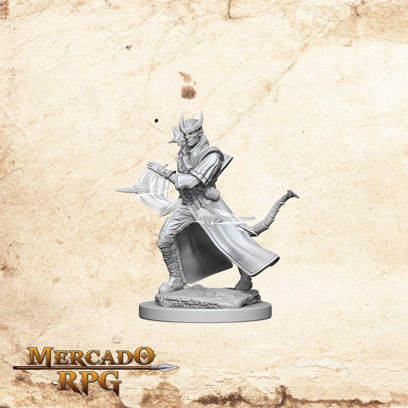 Tiefling Male Sorcerer A