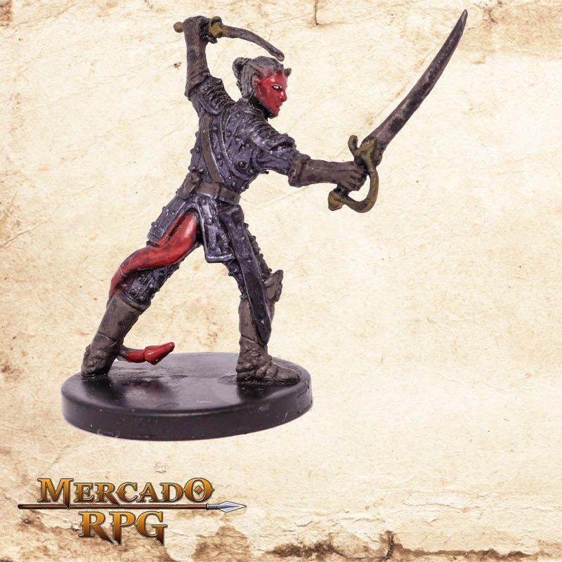 Tiefling Rogue  - Mercado RPG