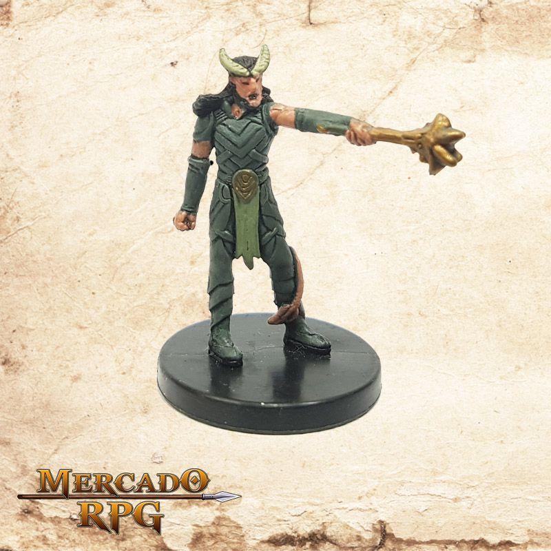 Tiefling Warlock