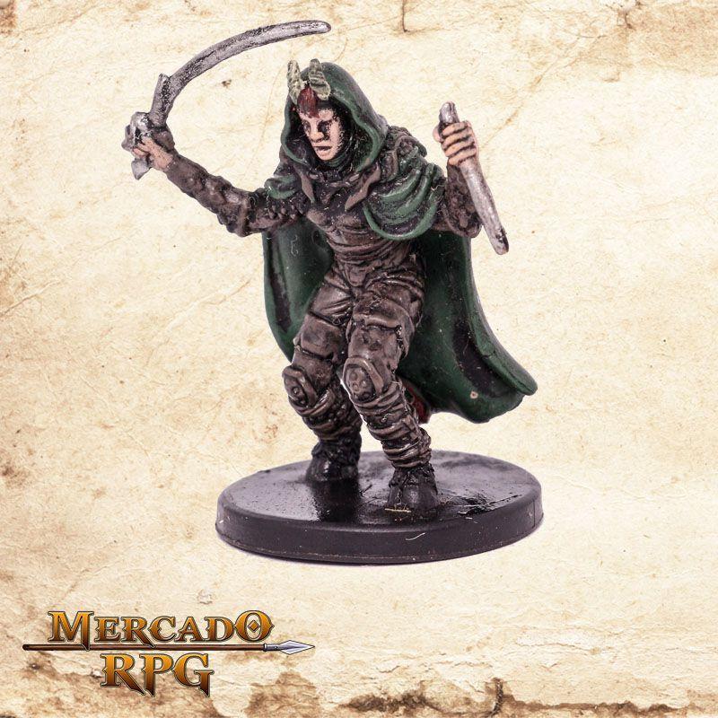 Tiefling Warlock  - Mercado RPG