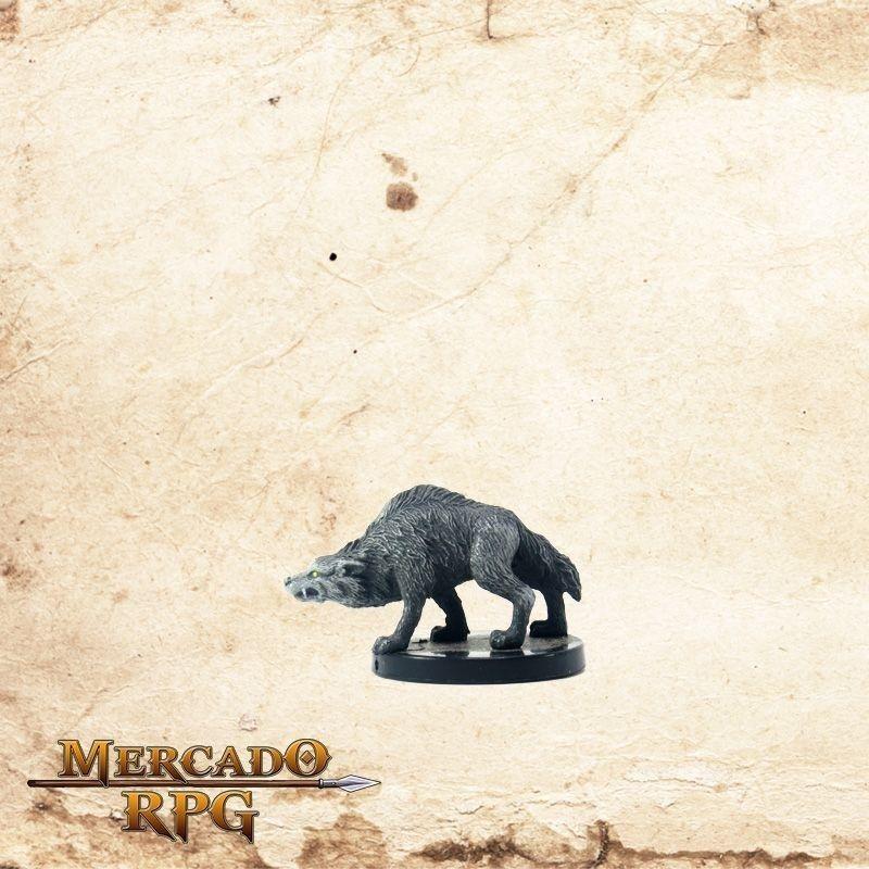 Timber Wolf - Sem carta  - Mercado RPG