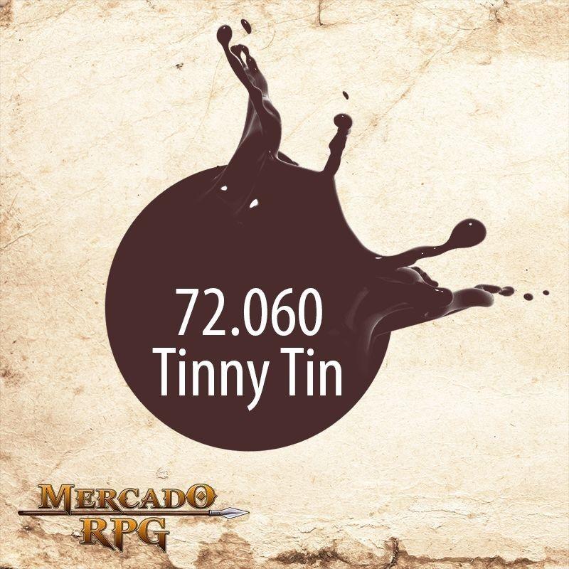 Tinny Tin 72.060  - Mercado RPG