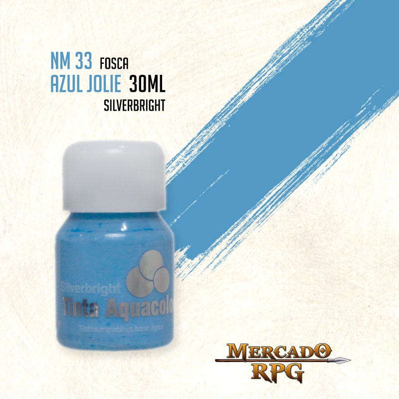 Tinta Aquacolor - Azul Jolie - RPG