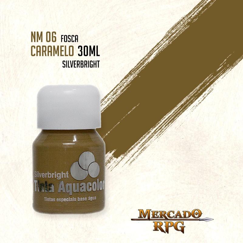 Tinta Aquacolor - Caramelo - RPG