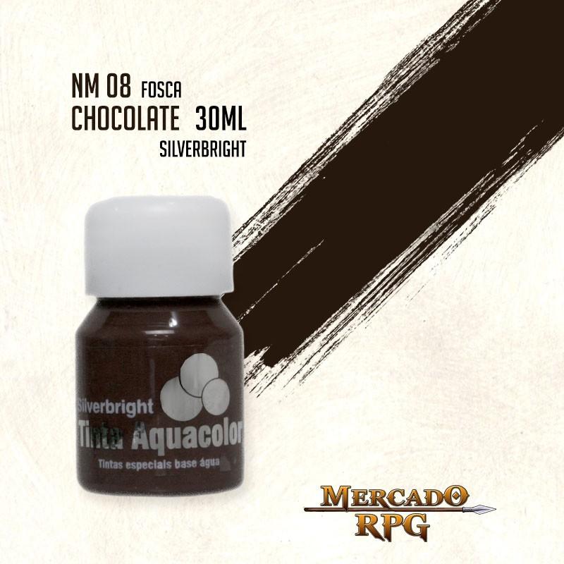 Tinta Aquacolor - Chocolate - RPG