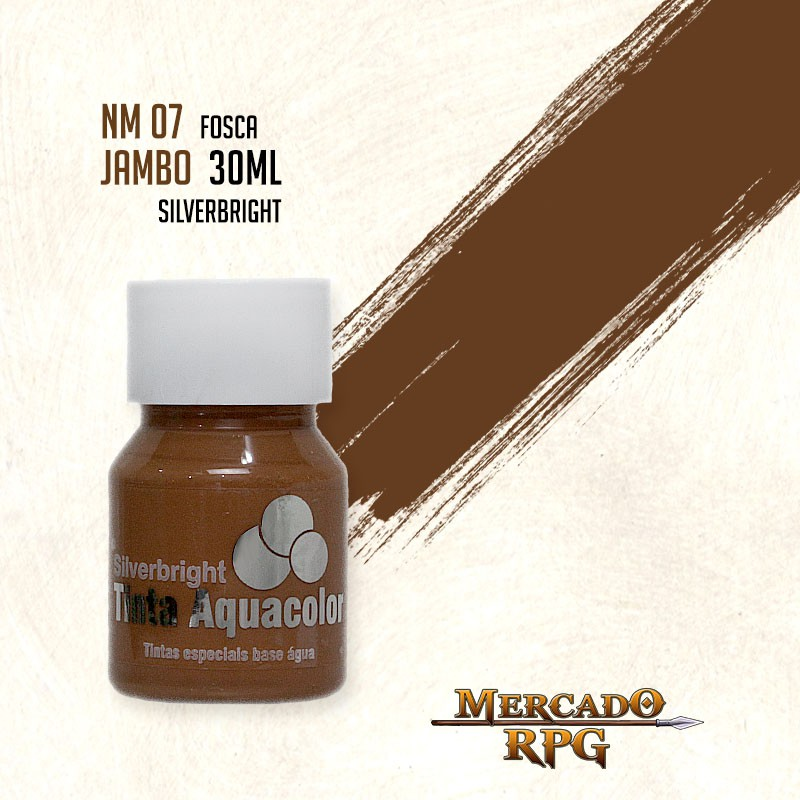 Tinta Aquacolor - Jambo - RPG  - Mercado RPG