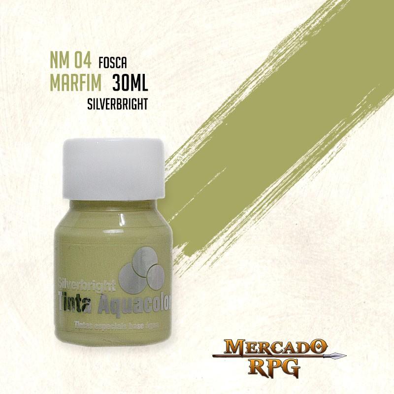 Tinta Aquacolor - Marfim - RPG  - Mercado RPG