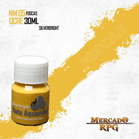 Tinta Aquacolor - Ocre - RPG