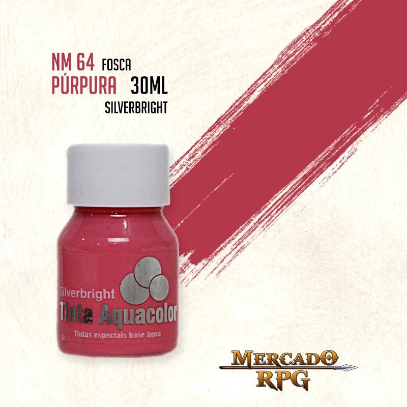 Tinta Aquacolor - Púrpura - RPG