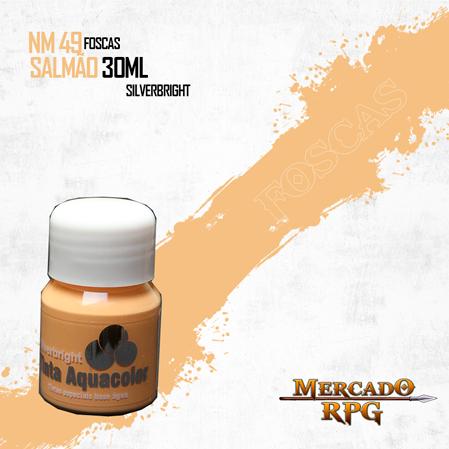 Tinta Aquacolor - Salmão - RPG