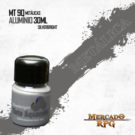 Tinta Metálica - Alumínio - RPG