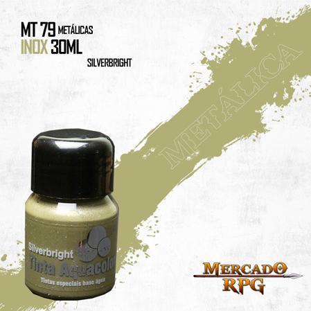 Tinta Metálica - Inox - RPG