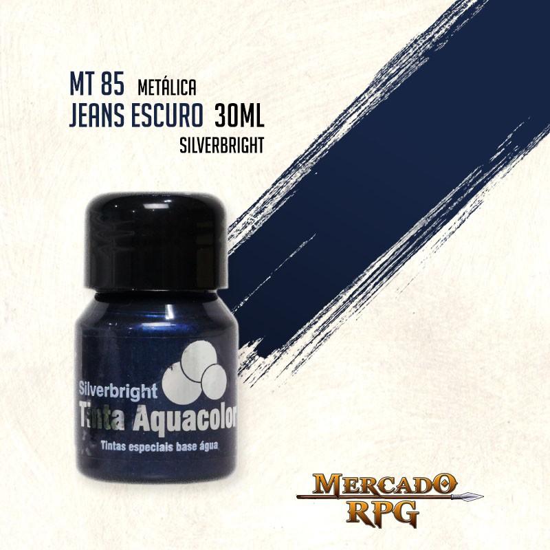 Tinta Metálica - Jeans Escuro - RPG  - Mercado RPG