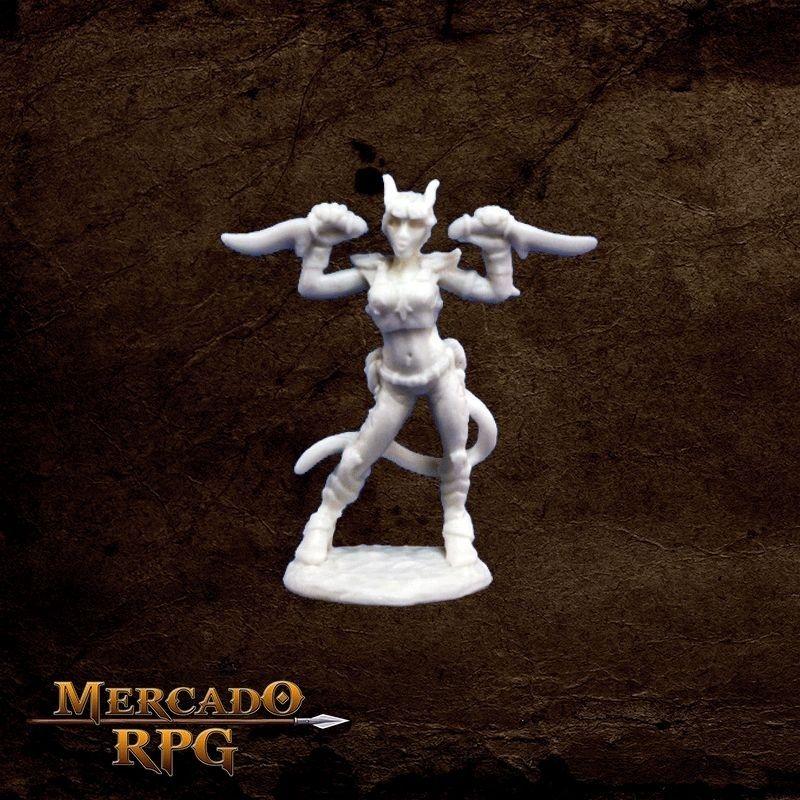 Tiviel, Hellborn Rogue  - Mercado RPG