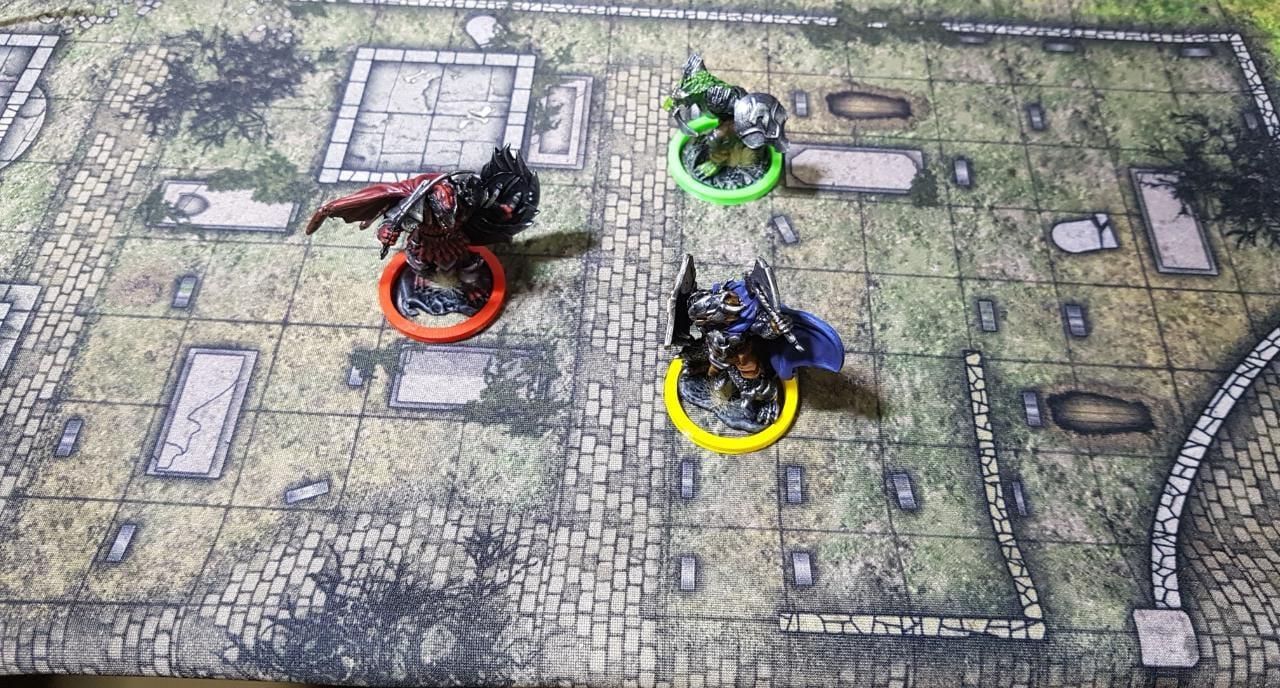 Tokens de Diferenciação - RPG  - Mercado RPG