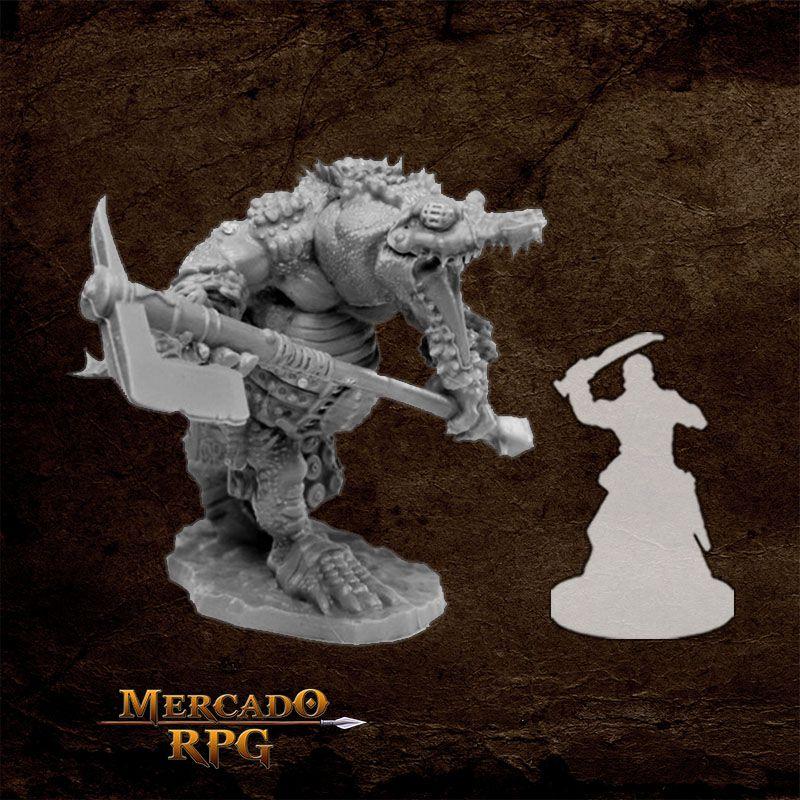 Torlan - Miniatura RPG  - Mercado RPG