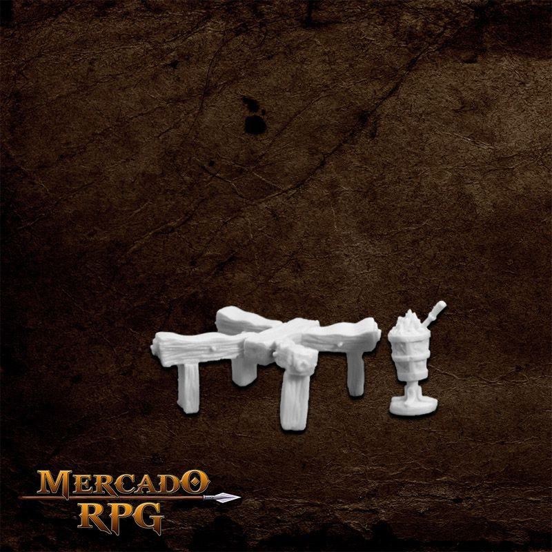 Torture Chamber 2 - Miniatura RPG  - Mercado RPG