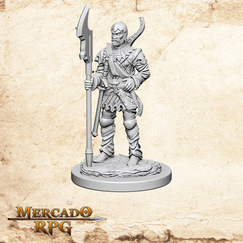 Town Guard A - Miniatura RPG
