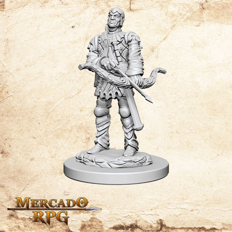 Town Guard B - Miniatura RPG