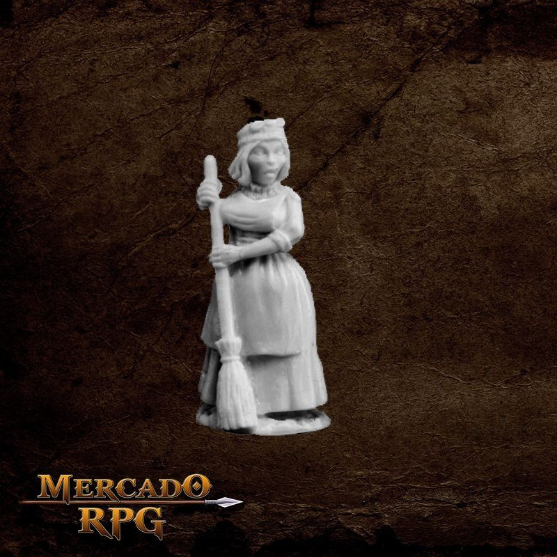 Townsfolk: Grandmother   - Mercado RPG