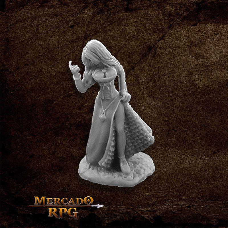 Townsfolk: Strumpet - Miniatura RPG  - Mercado RPG