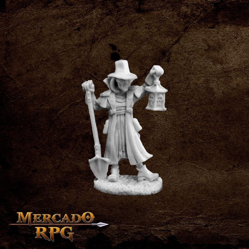 Townsfolk: Undertaker   - Mercado RPG