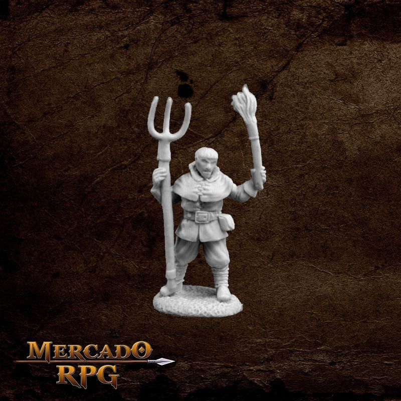 Townsfolk: Village Rioter  - Mercado RPG