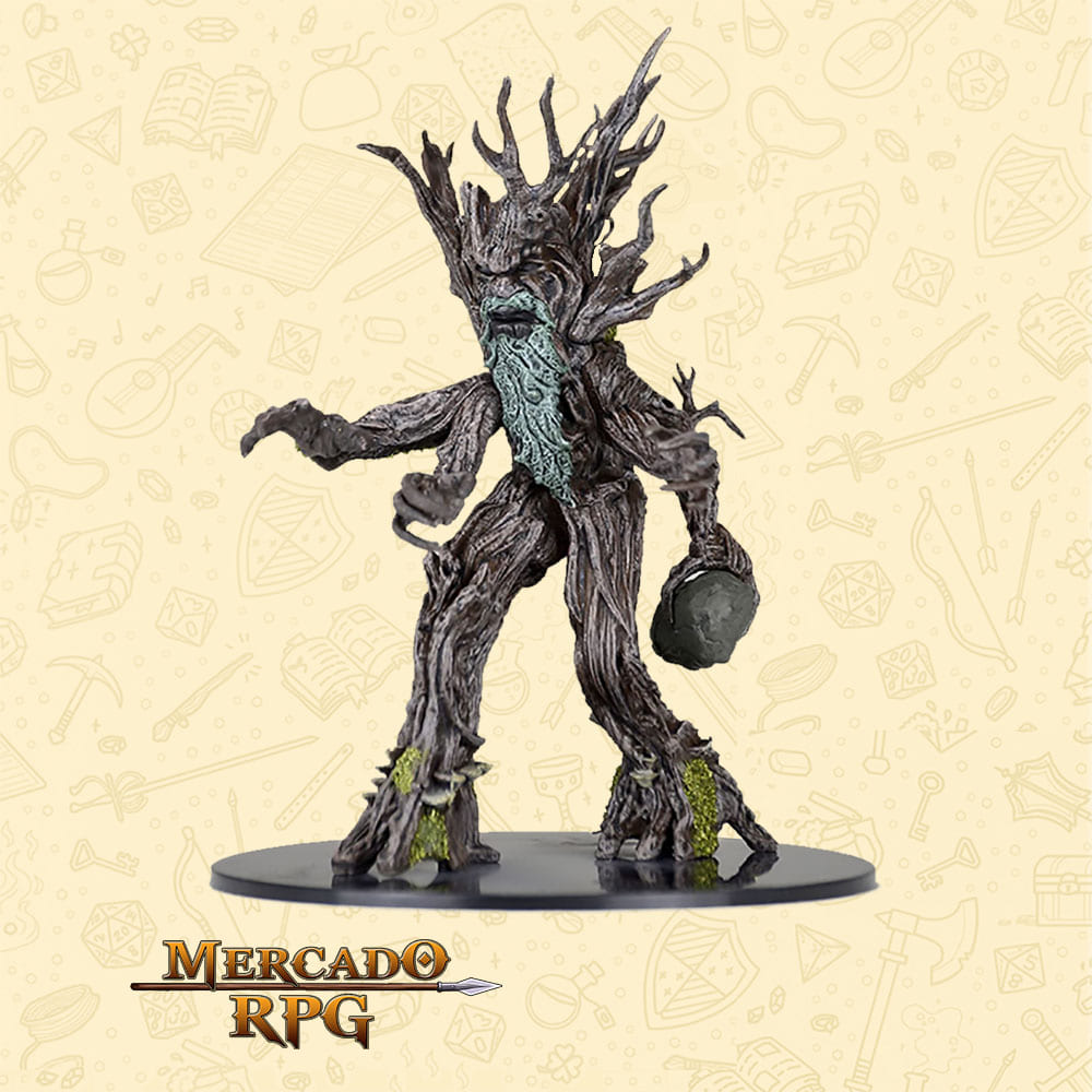 Treant - Icons of the Realms Miniatures Case Incentive Set 4 D&D - RPG