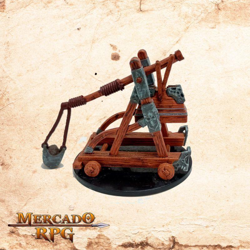 Trebuchet - Com carta  - Mercado RPG