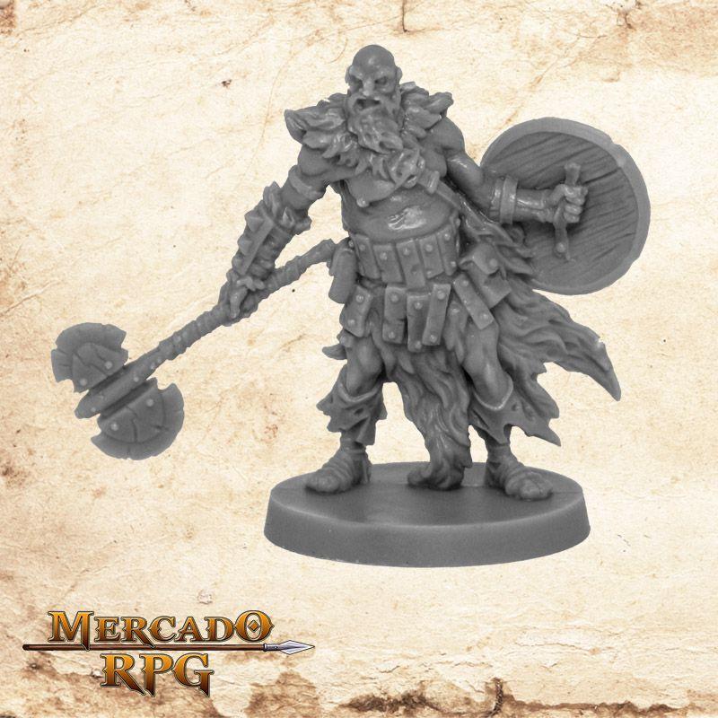 Troglodite Brute  - Mercado RPG