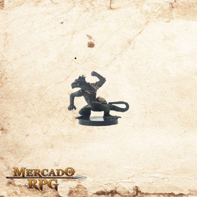 Troglodyte Barbarian - Com carta  - Mercado RPG