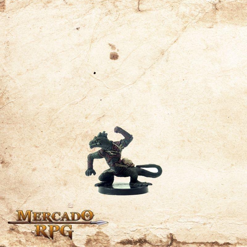 Troglodyte Barbarian - Sem carta  - Mercado RPG