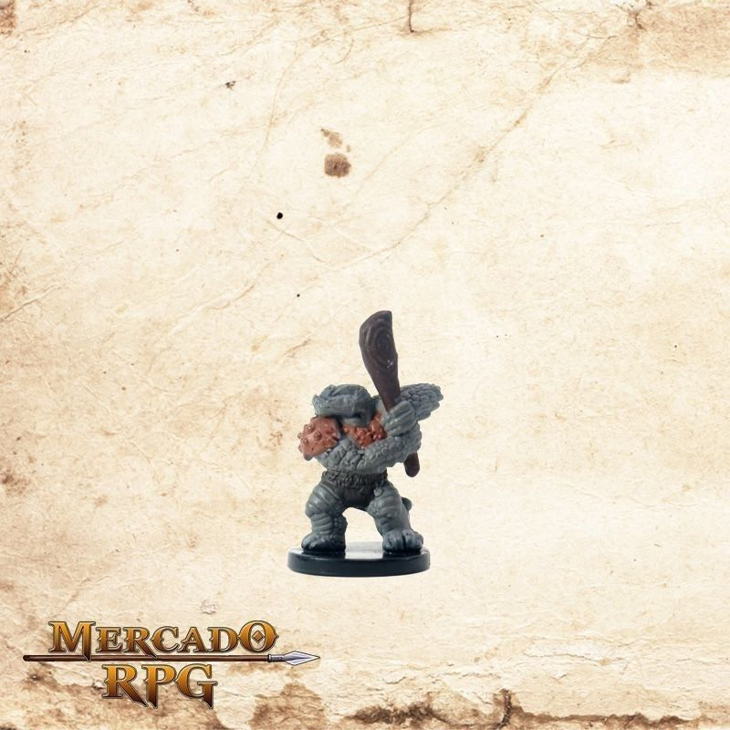 Troglodyte Bonecrusher - Sem carta  - Mercado RPG
