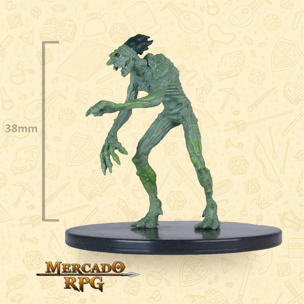 Troll - Icons of the Realms Classic Creatures - Miniatura D&D - RPG