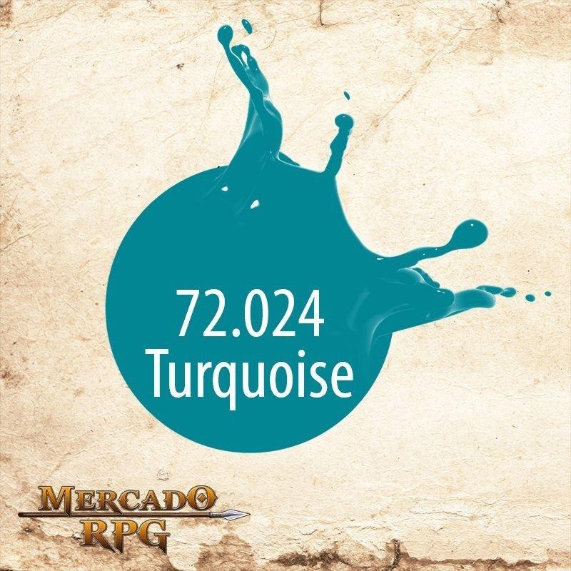 Turquoise 72.024  - Mercado RPG