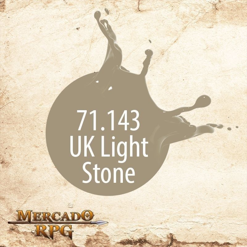UK Light Stone 71.143  - Mercado RPG