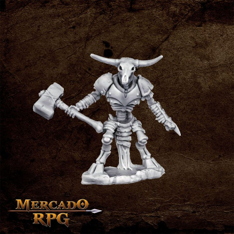 Undying Minotaur  - Mercado RPG