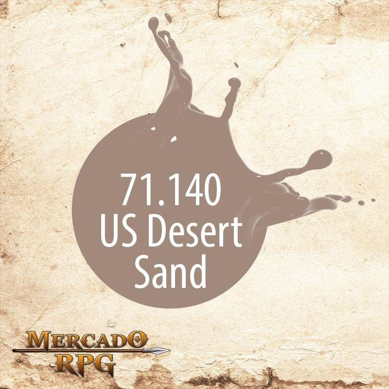 US Desert Sand 71.140  - Mercado RPG