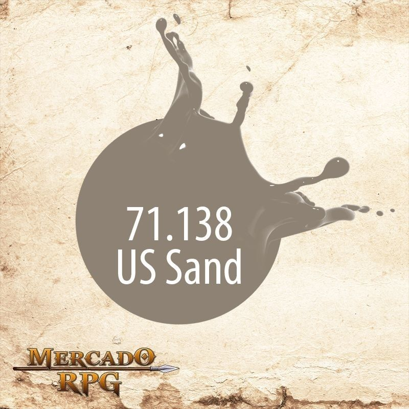 US Sand 71.138  - Mercado RPG