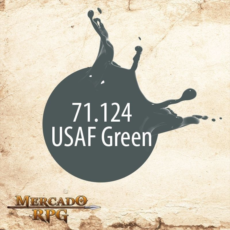 USAF Green 71.124  - Mercado RPG