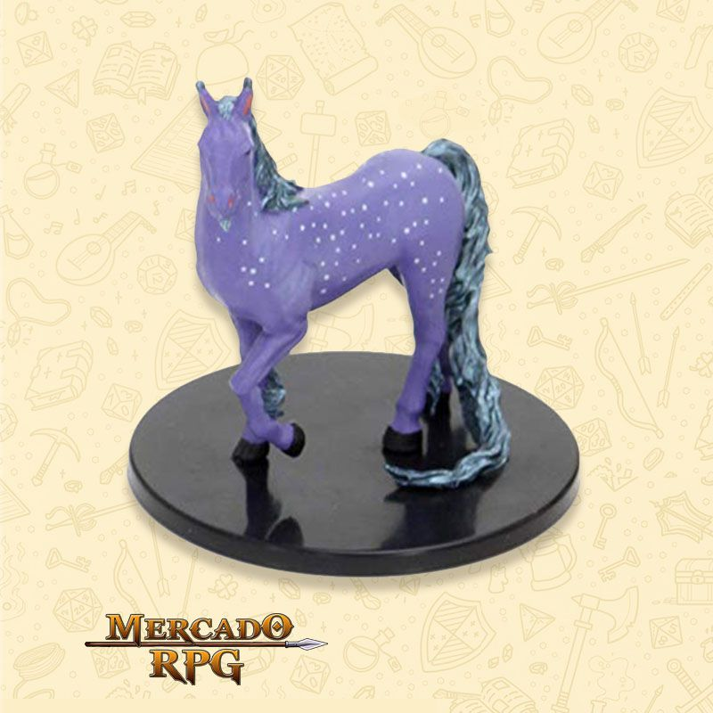 Valenar Steed - Miniatura RPG D&D Icons of the Realms