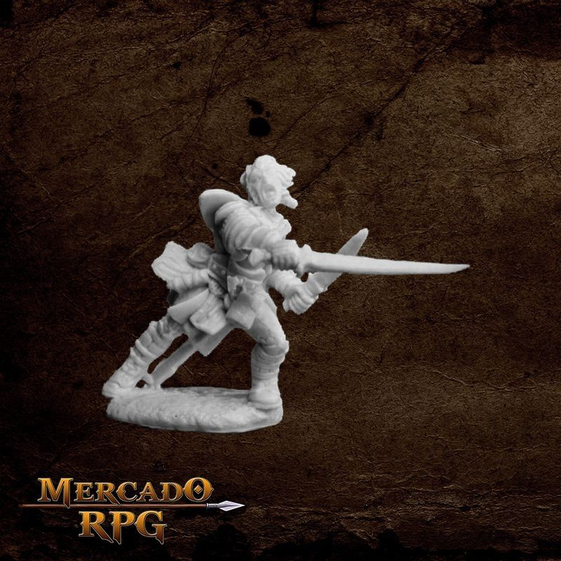Valeros, Iconic Fighter  - Mercado RPG
