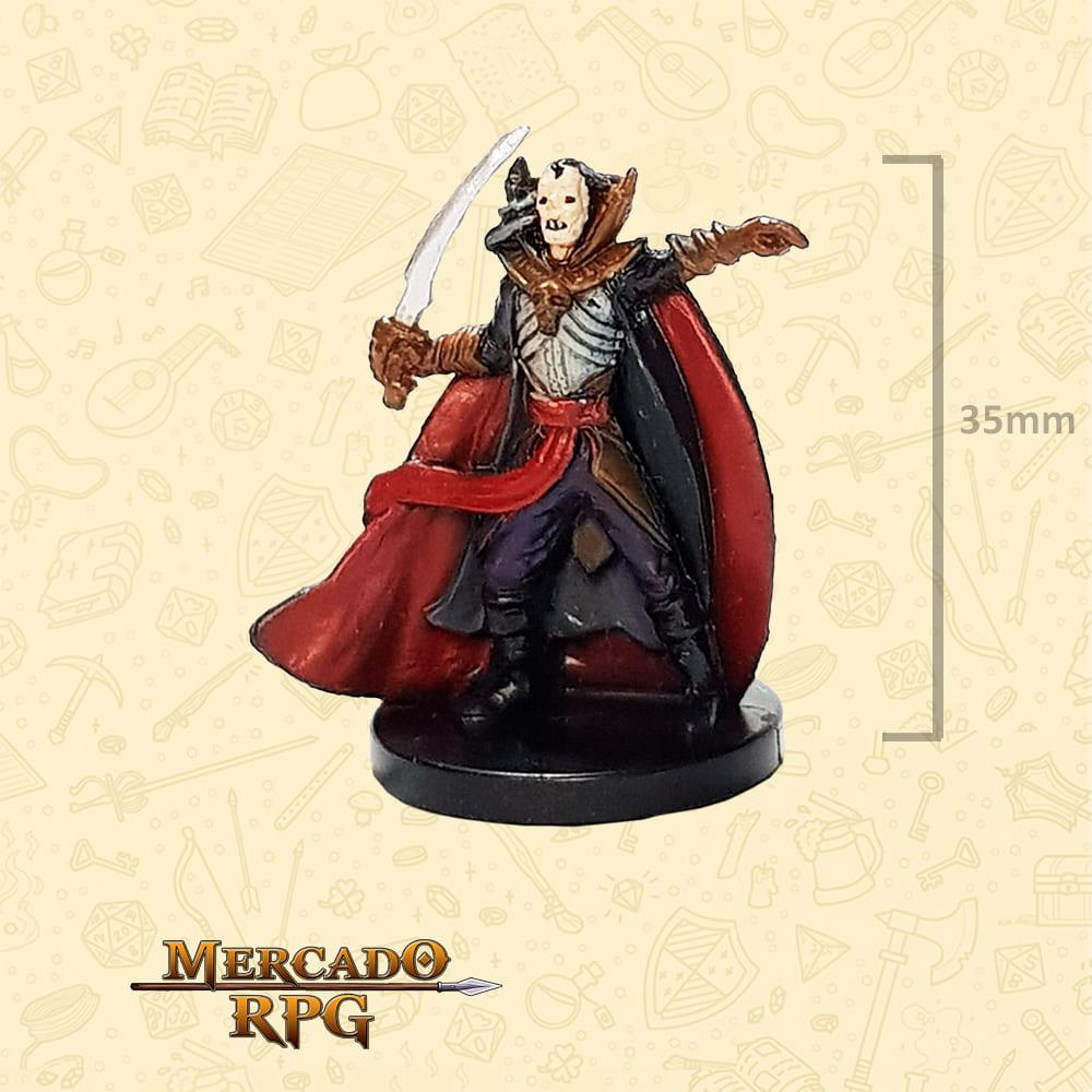 Vampire Aristocrat - Miniatura D&D - RPG