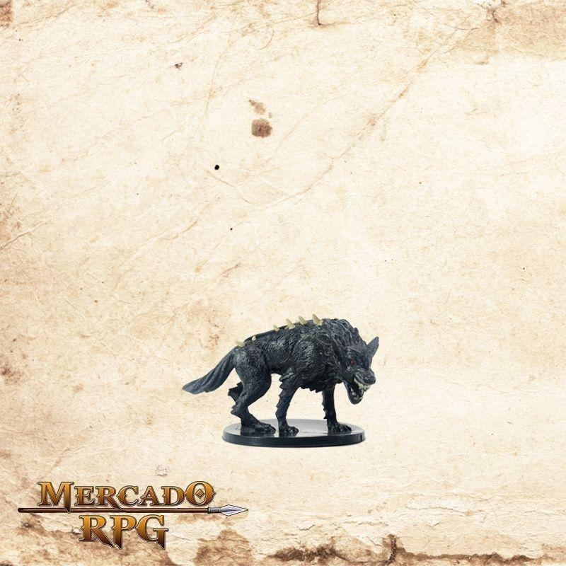 Vampire Dire Wolf - Com carta  - Mercado RPG