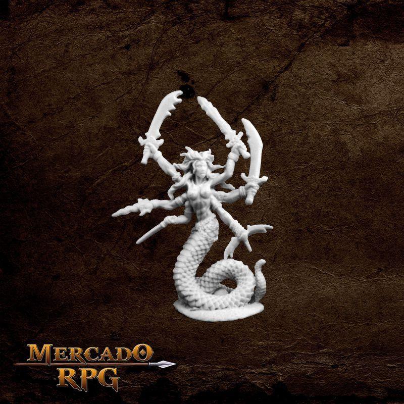 Vandorendra, Snake Demon
