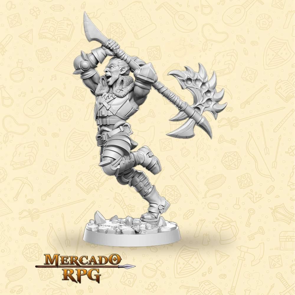 Varekh - Miniatura - RPG